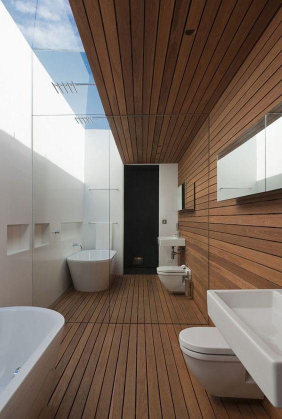 Bathroom Wood Ideas 4