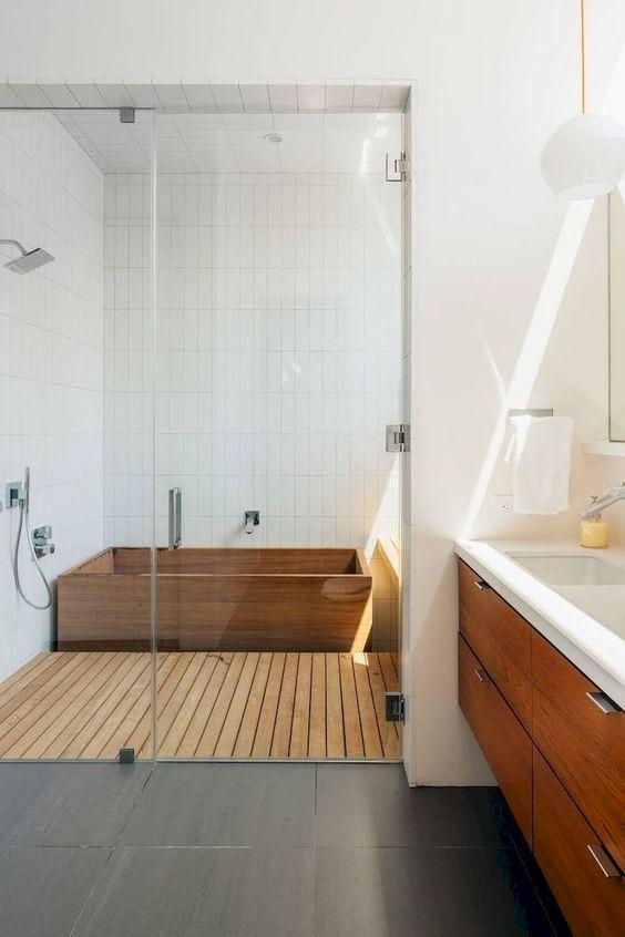 Bathroom Wood Ideas 6