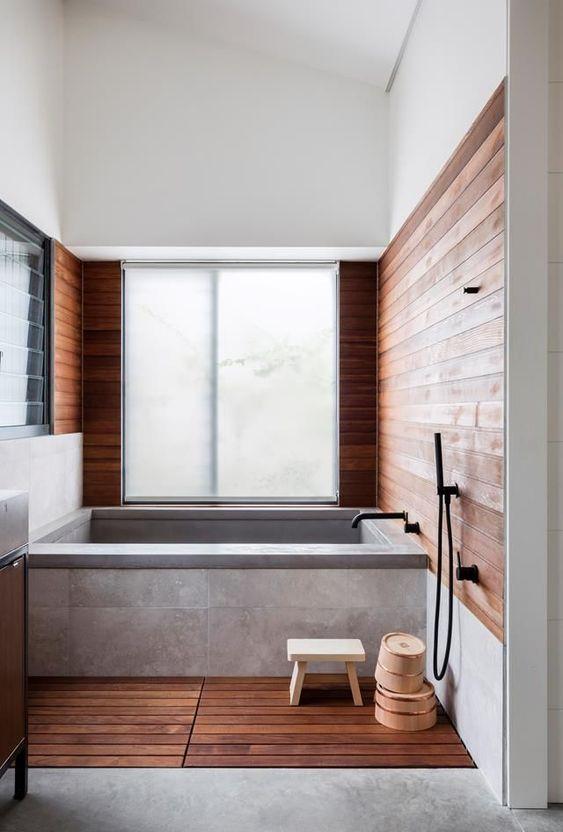 Bathroom Wood Ideas 7