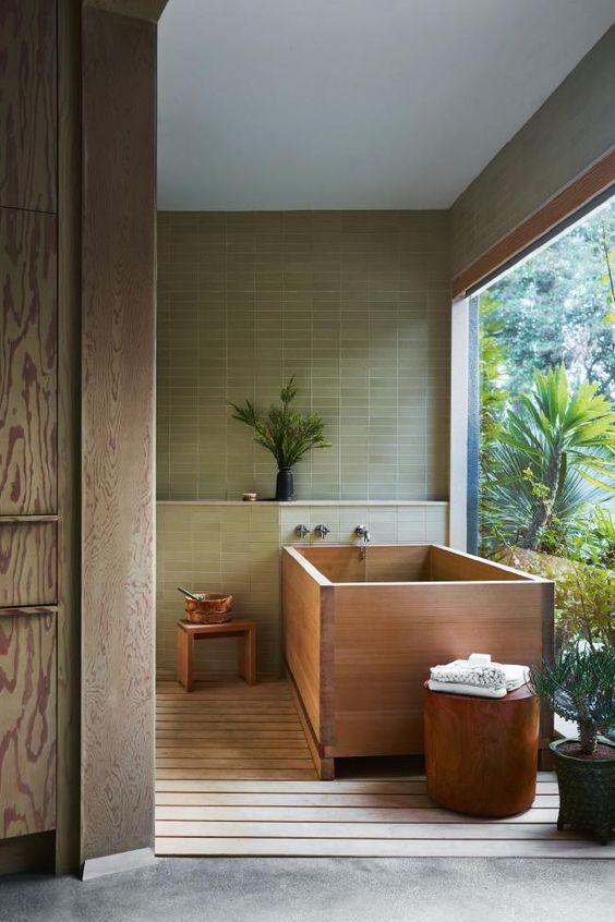 Bathroom Wood Ideas 8