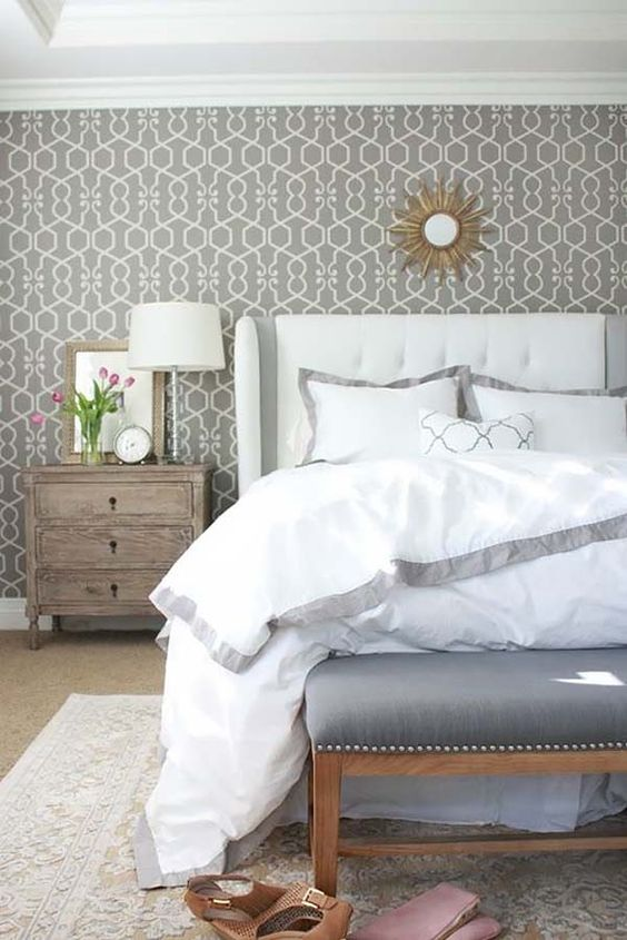 Bedroom Wallpaper Ideas 12
