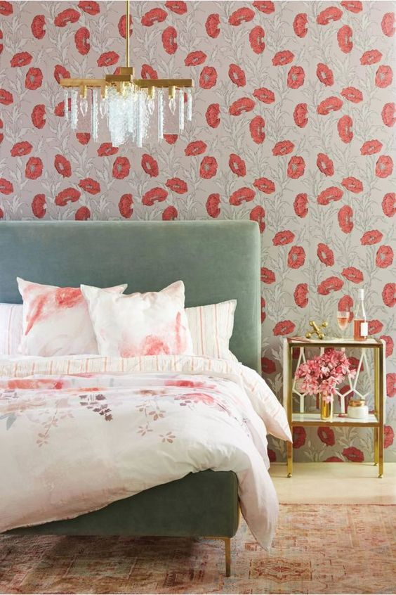 Bedroom Wallpaper Ideas 17