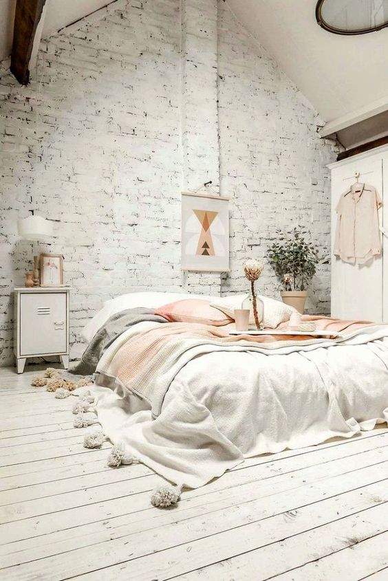 Industrial Bedroom Ideas 12