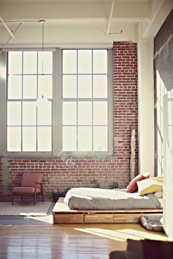 Industrial Bedroom Ideas 13