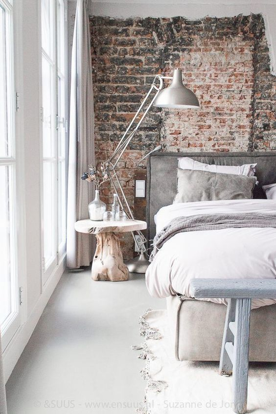Industrial Bedroom Ideas 17