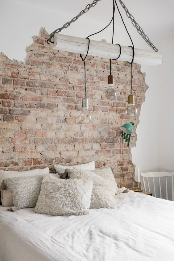 Industrial Bedroom Ideas 18