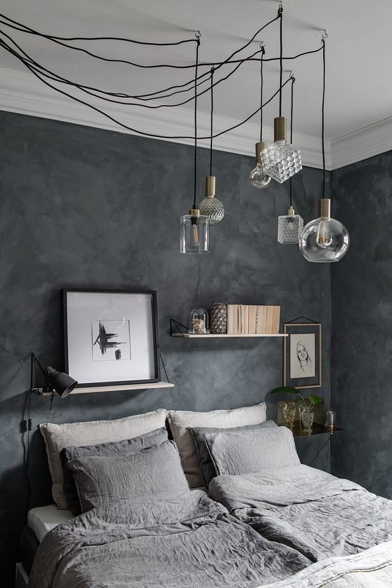 Industrial Bedroom Ideas 5