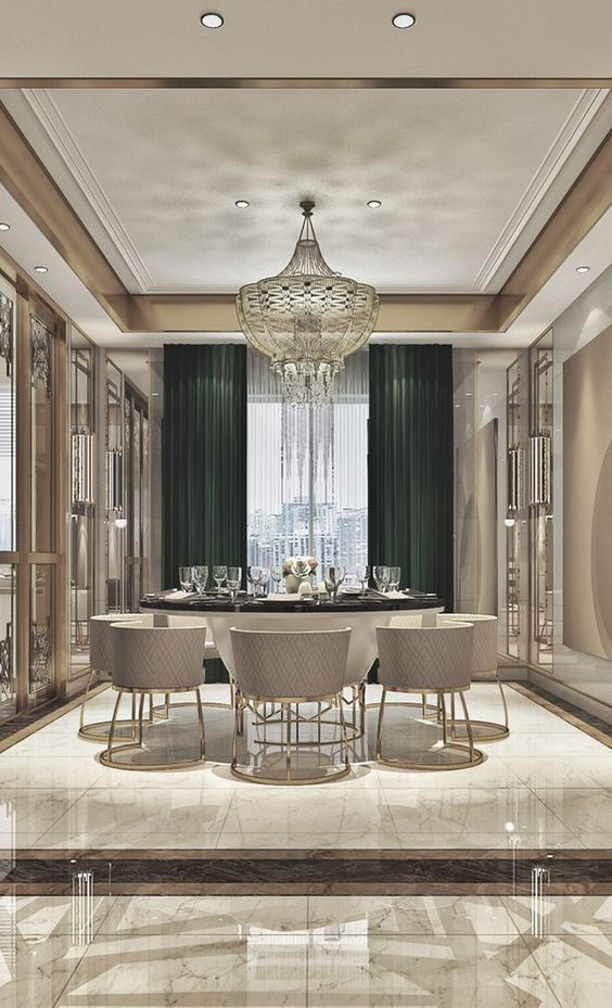 dining room luxury ideas 10
