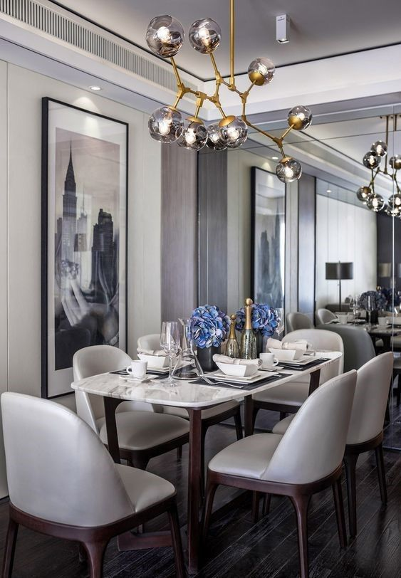 dining room luxury ideas 13