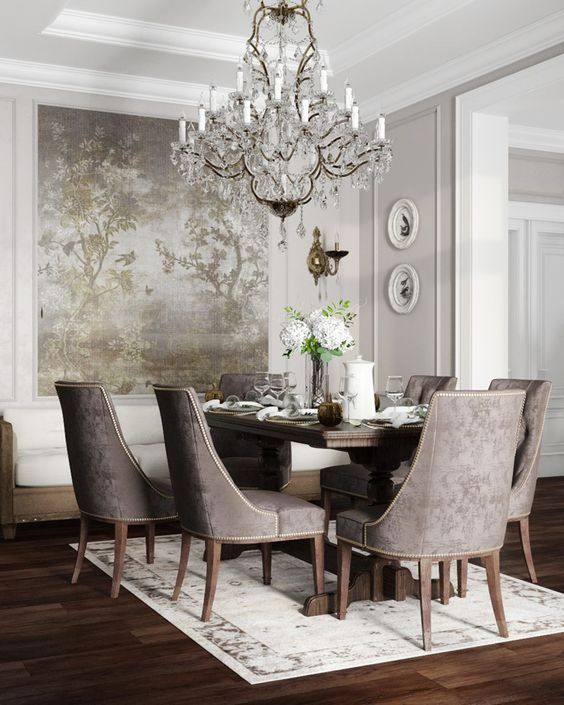 dining room luxury ideas 19