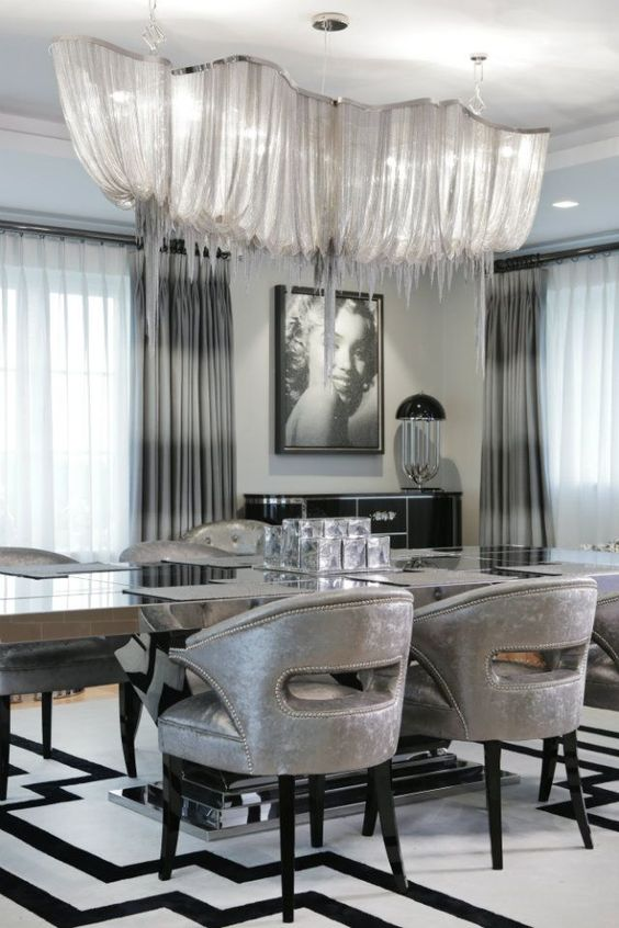 dining room luxury ideas 8