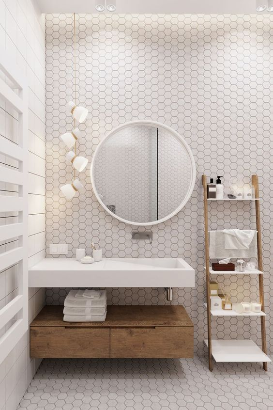 Bathroom Lighting Ideas: Unique Pendant Lights