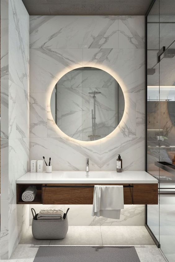 Bathroom Lighting Ideas 12