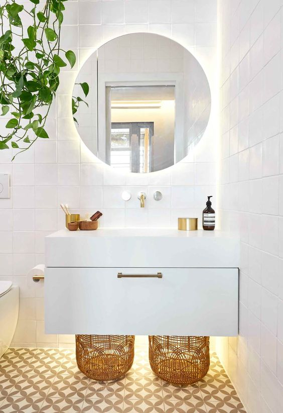 Bathroom Lighting Ideas 20