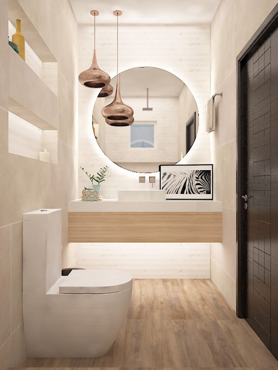 Bathroom Lighting Ideas 22