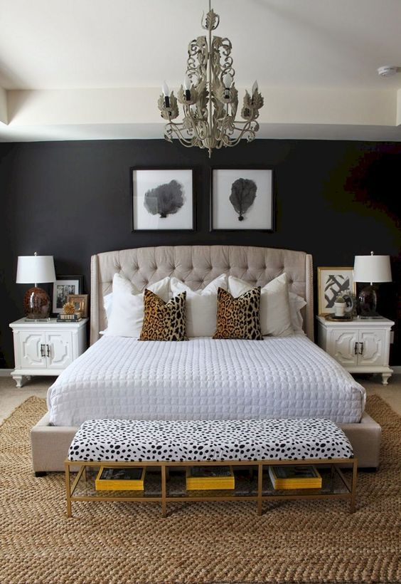 Bedroom Furniture Ideas: Stylish Contemporary Style