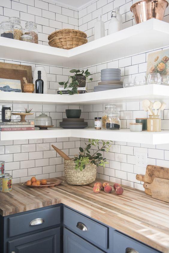 Kitchen Corner Ideas 16