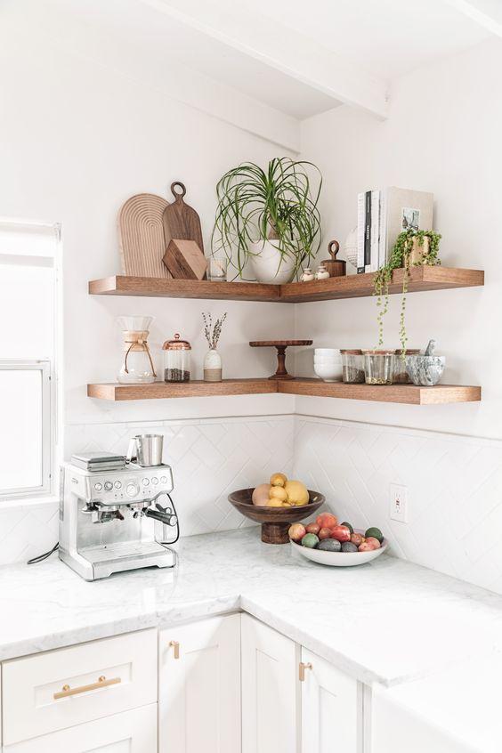 Kitchen Corner Ideas 19