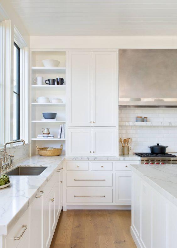 Kitchen Corner Ideas: Sleek Kitchen Corner