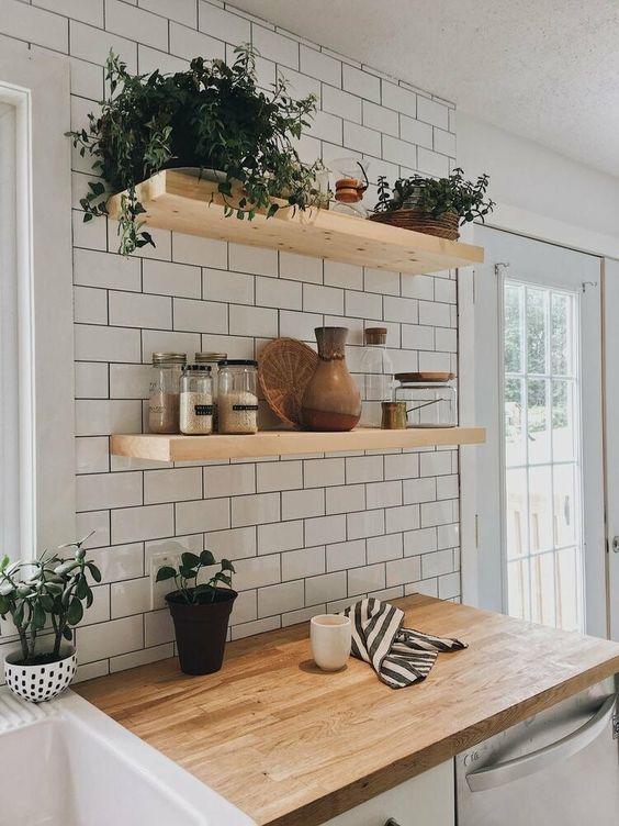 Kitchen Wall Ideas 11