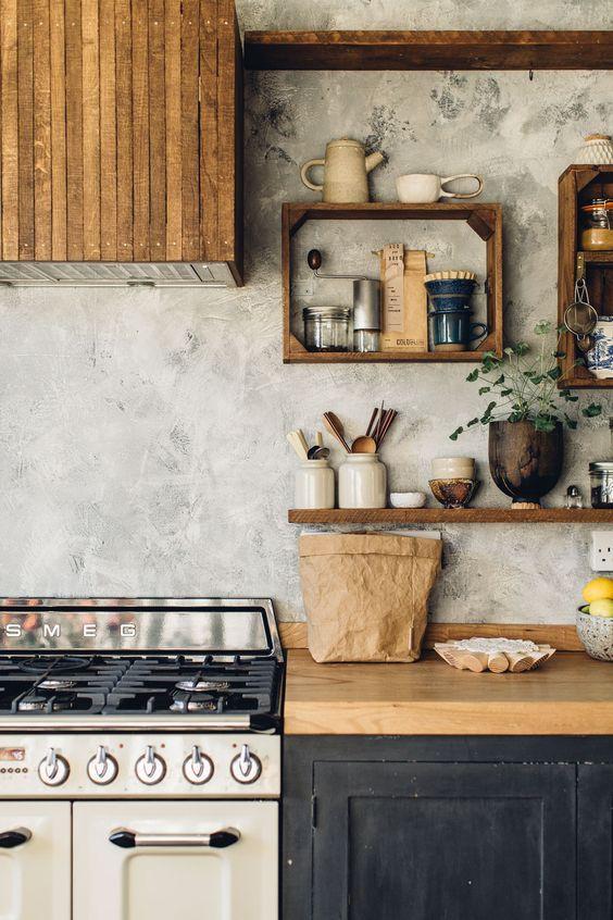 Kitchen Wall Ideas 14