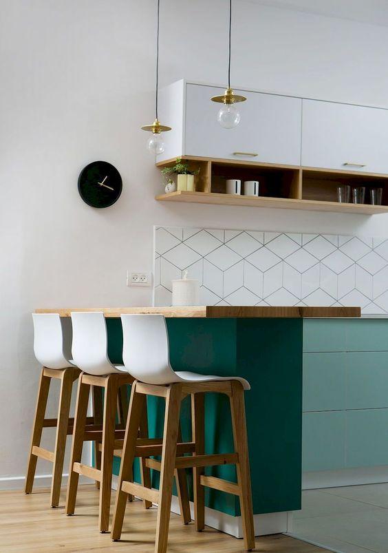 Kitchen Wall Ideas 19
