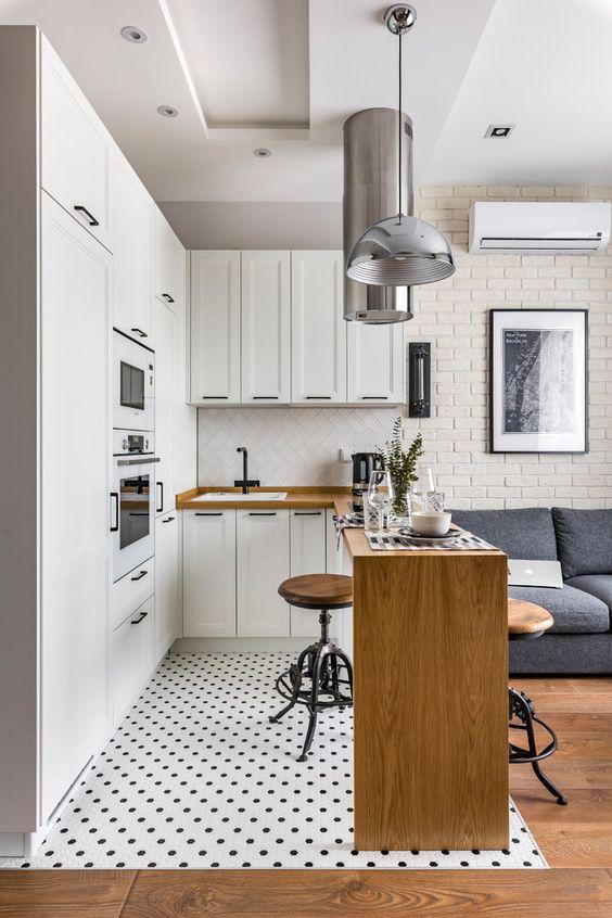 Kitchen Wall Ideas 21