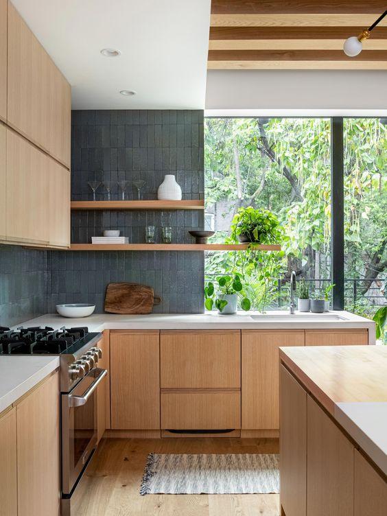 Kitchen Wall Ideas 22