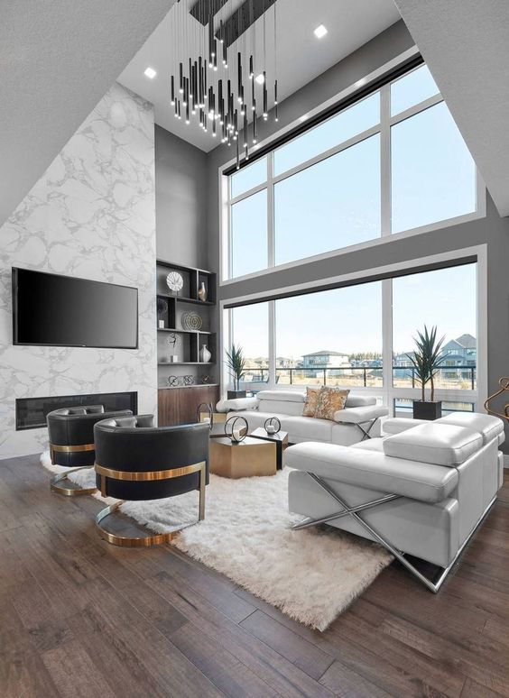 Living Room Luxury Ideas 14