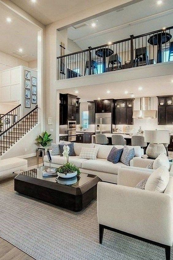 Living Room Luxury Ideas 22