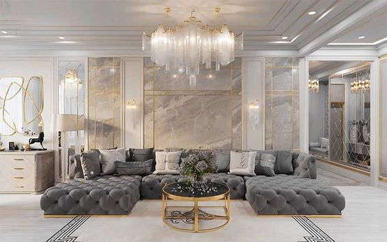 Living Room Luxury Ideas