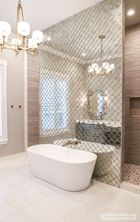 Luxury Bathroom Ideas 22