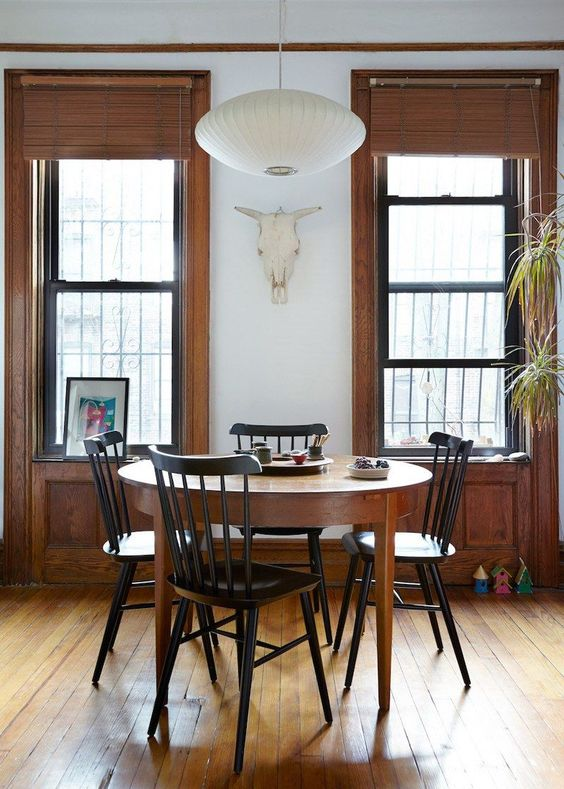 Simple Dining Room Ideas 14