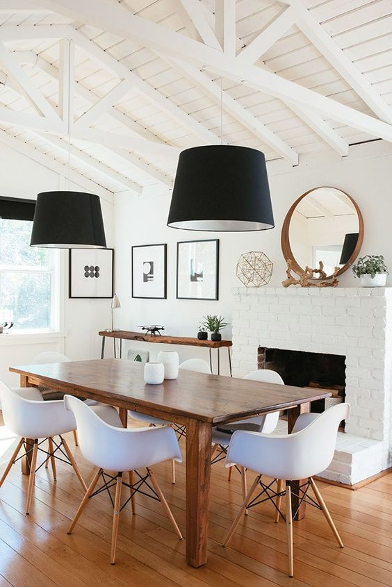 Simple Dining Room Ideas 21