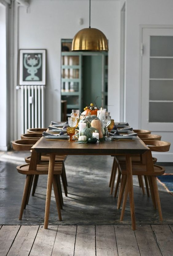 Simple Dining Room Ideas 22