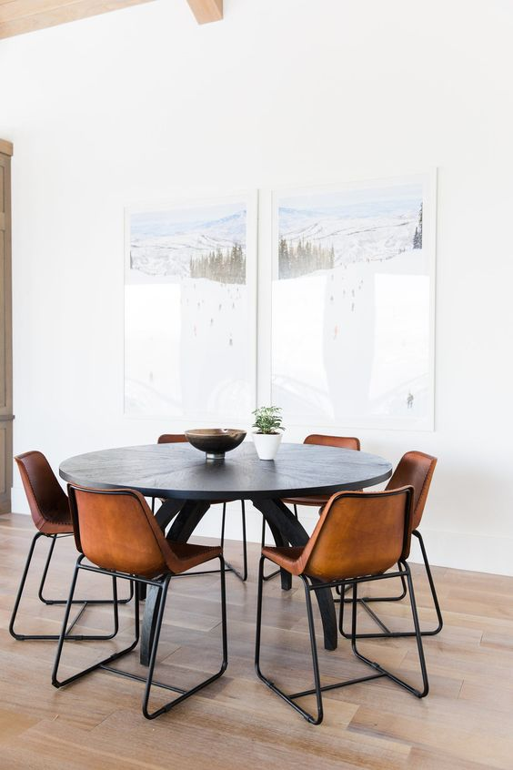 Simple Dining Room Ideas 8