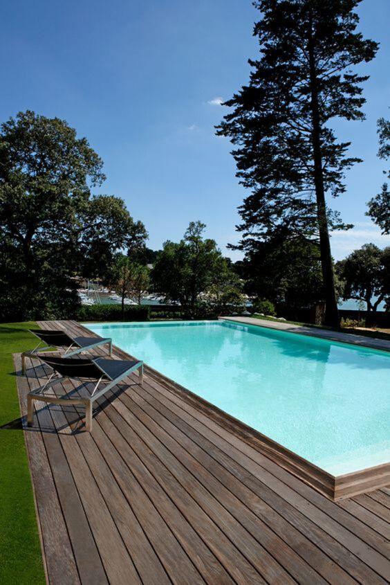 Swimming Pool Decks Ideas 10