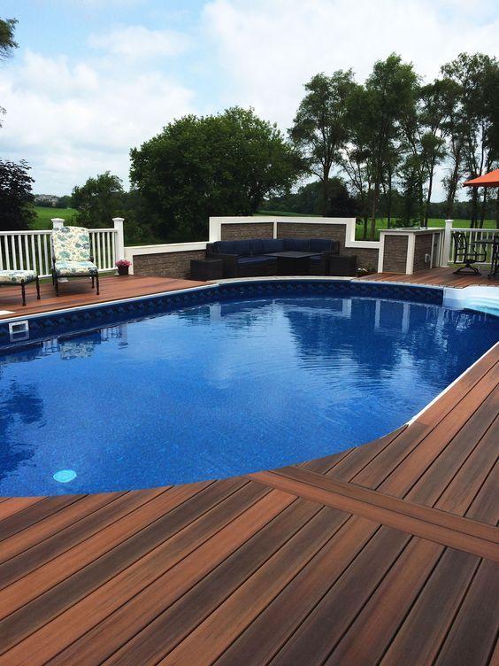 Swimming Pool Decks Ideas 13