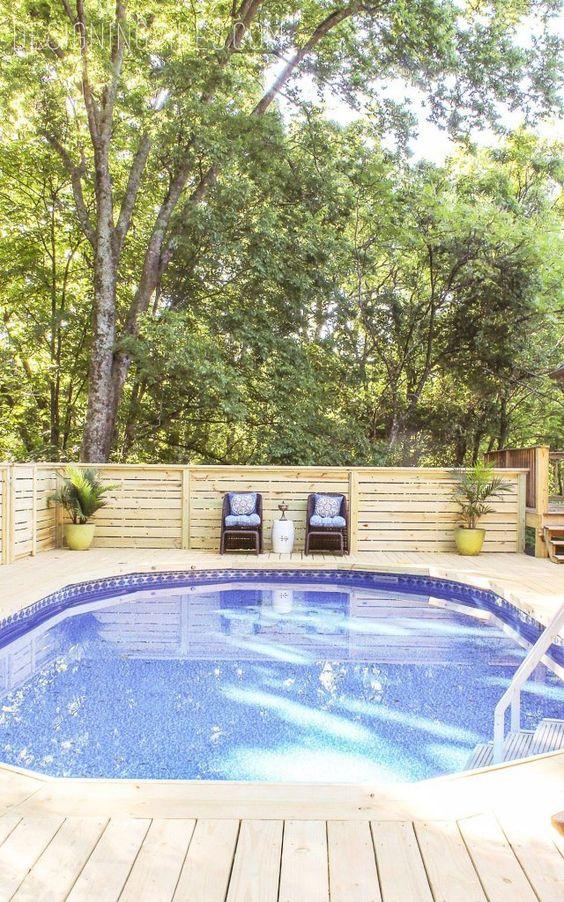 Swimming Pool Decks Ideas 14