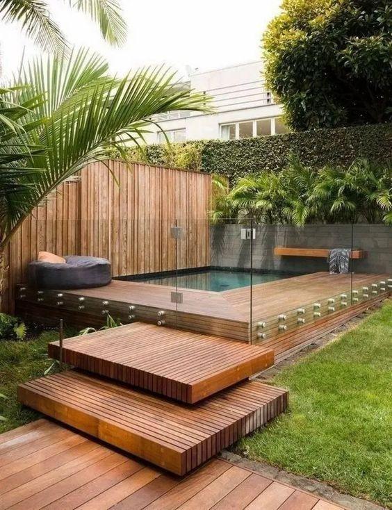 Swimming Pool Decks Ideas 17