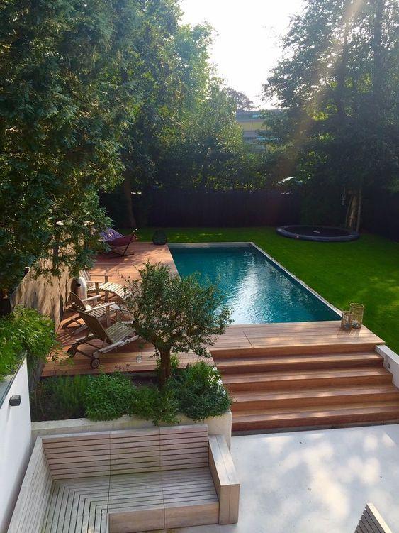 Swimming Pool Decks Ideas 19