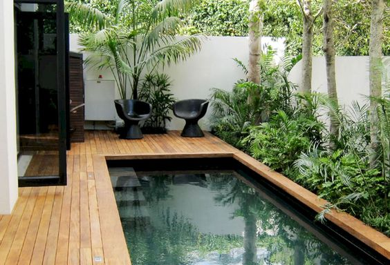 Swimming Pool Decks Ideas