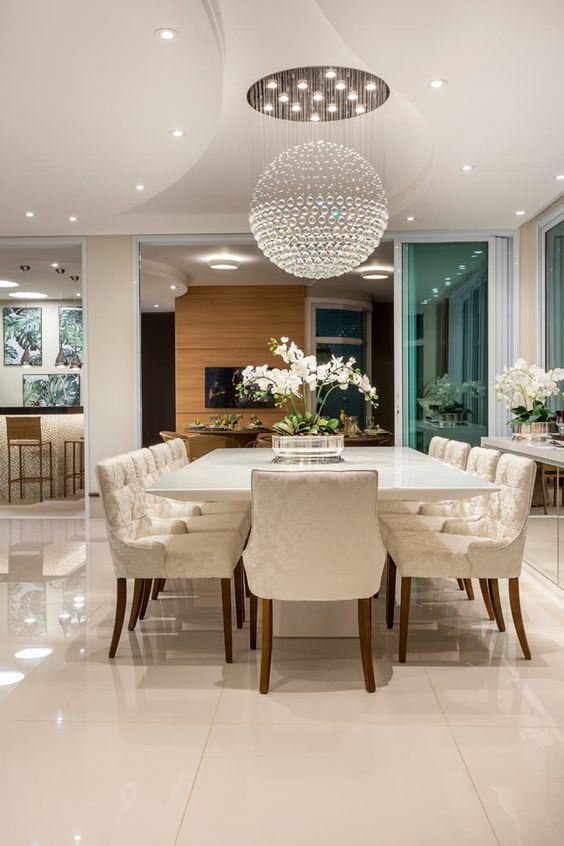 Formal Dining Room Ideas: Stunning Modern Style