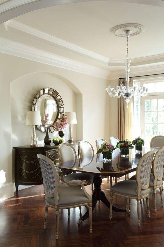 Formal Dining Room Ideas 10