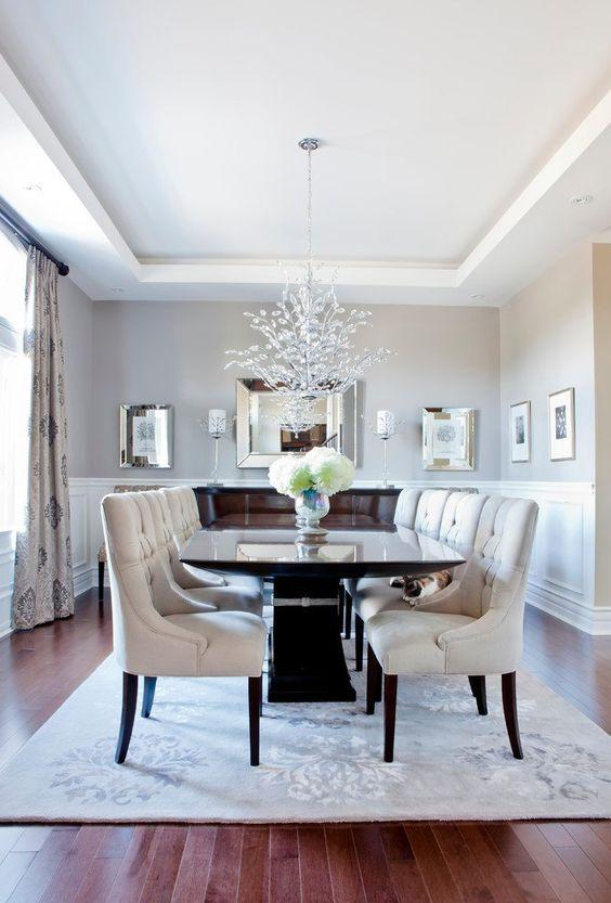 Formal Dining Room Ideas 11