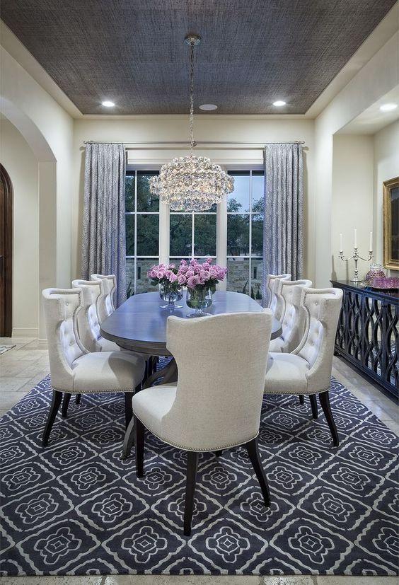 Formal Dining Room Ideas 12
