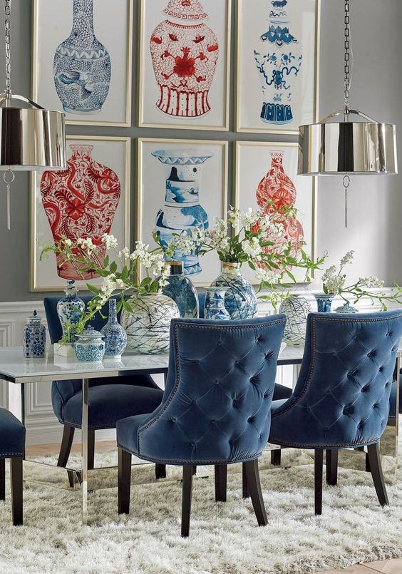 Formal Dining Room Ideas 13