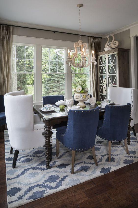 Formal Dining Room Ideas 14