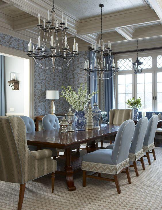 Formal Dining Room Ideas 15