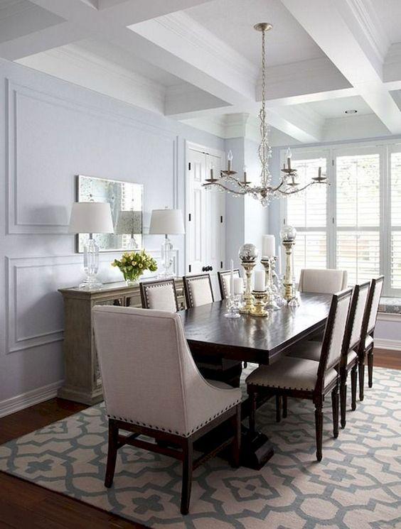 Formal Dining Room Ideas 16